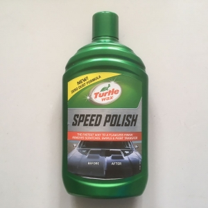 Autovosk Turtle Wax - SPEED POLIS politúra (500ml)