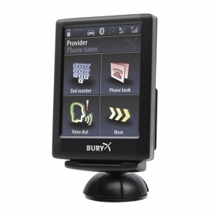 Handsfree sada BURY CC 9068 - Bluetooth / LCD displej