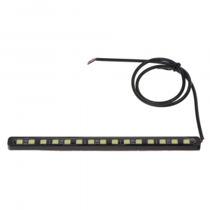 Led pásik 12V - 15x3SMD LED biely 160mm (1ks)