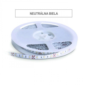 LED pásik - 300x2835LED HQ / 4000K / IP20 / 30W (5m)
