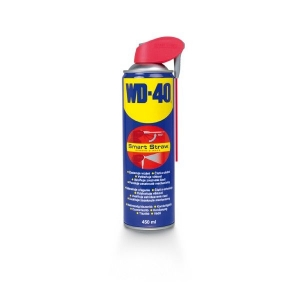 Mazivo ve spreji - olej WD-40 Smart Straw (450ml)