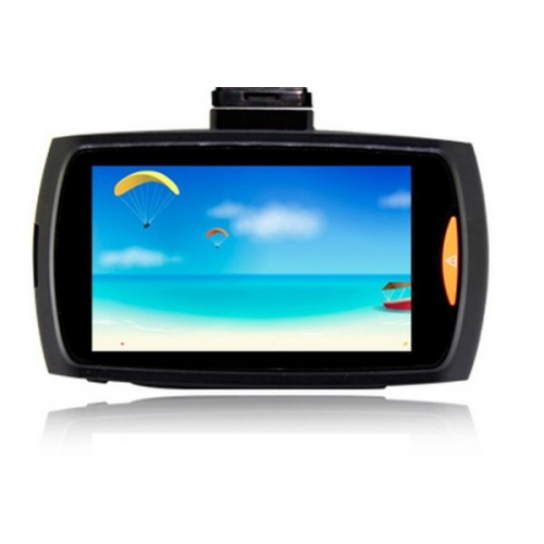 "2,7""LCD displej FULL HD kamery do auta s G senzorom DVR26"